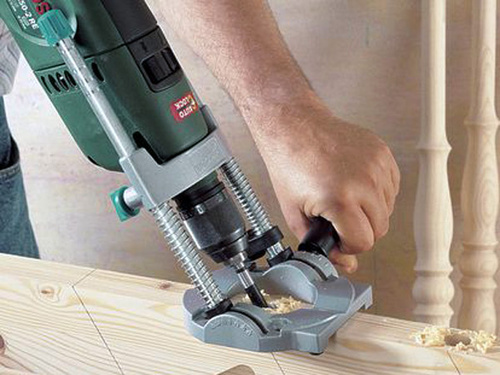 Drill Guides Woodworking Talk Woodworkers Forum