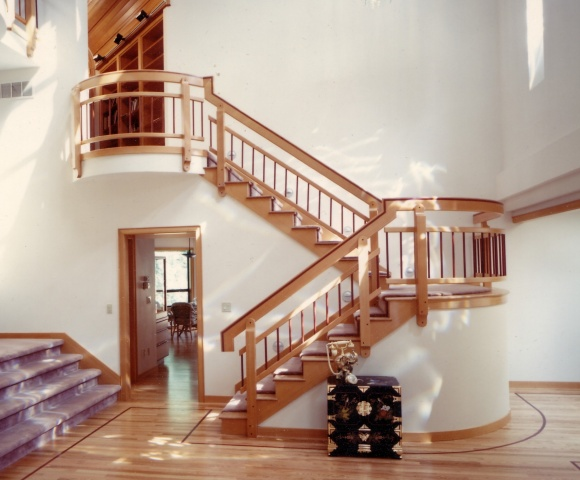 Staircase Questions Lots Of Them Woodworking Talk