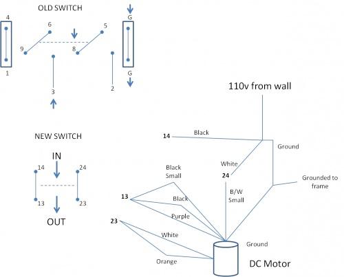 Makita wiring diagram electrical drawing wiring diagram older makita switch wiring help woodworking talk woodworkers forum rh woodworkingtalk com makita circular saw wiring keyboard keysfo Images