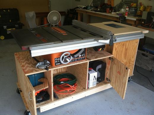 Table Saw Router Cart Tab6 Jpg