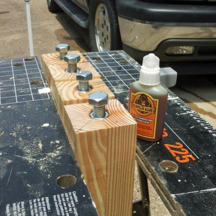Marvelous What Do You Use For Adjustable Workbench Feet?   By Dan658 @  LumberJocks.com ~ Woodworking Community