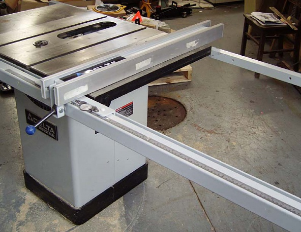 Delta table saw fence question woodworking talk woodworkers forum click image for larger version name table saw 3g views 1087 size greentooth Gallery
