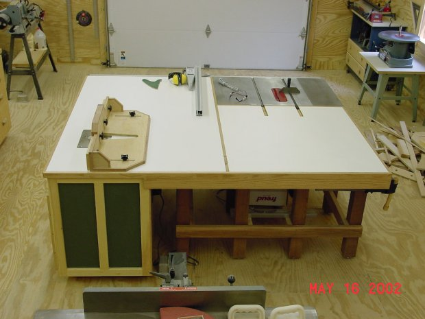 Table Saw Change Woodworking Talk Woodworkers Forum