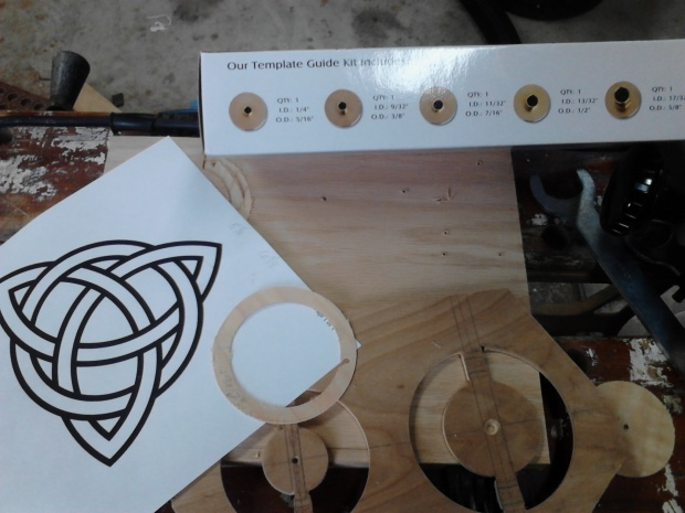 Router Template Mysterymisery Woodworking Talk Woodworkers Forum