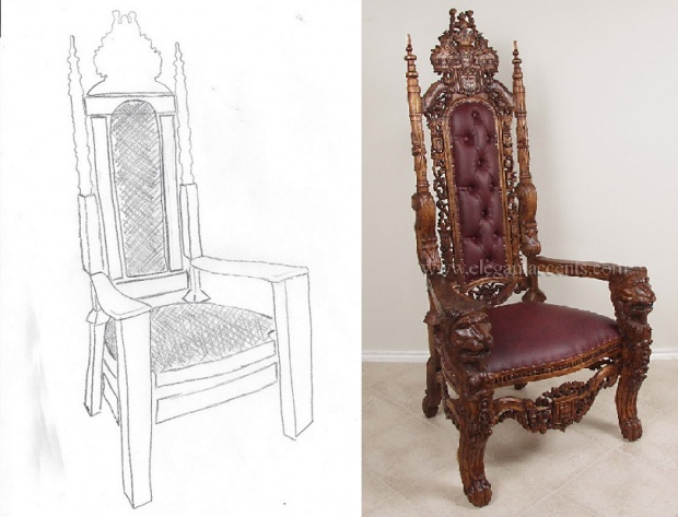 Click Image For Larger Version Name Throne Plans Jpg Views  Size