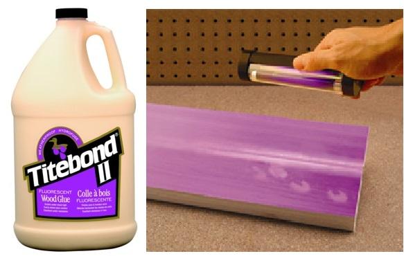 PVA glue squeezeout make a mess-titebond-fluorescent-glue.jpg