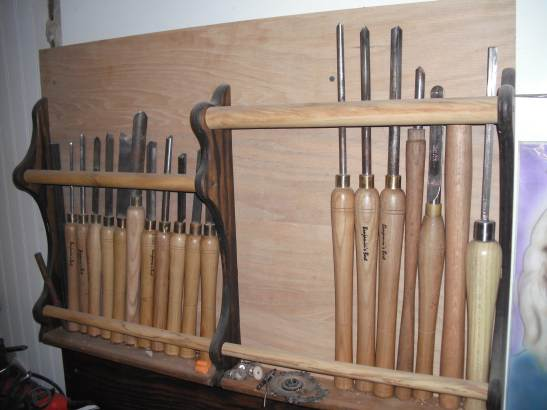 Lathe Tool Holder Ideas Woodworking Talk Woodworkers Forum