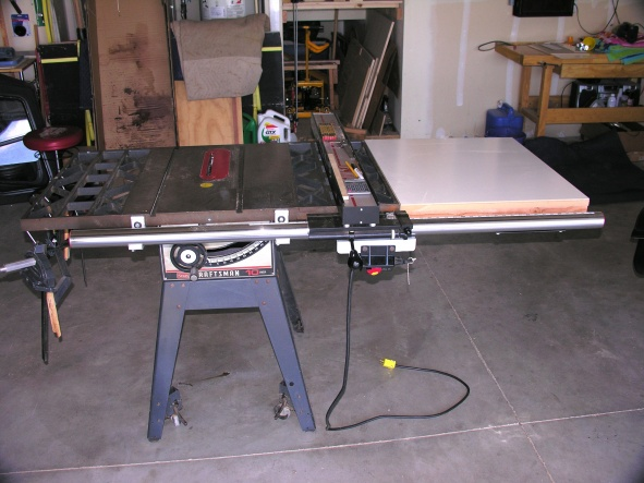 Craftsman Table Saw 113 298240 Woodworking Talk