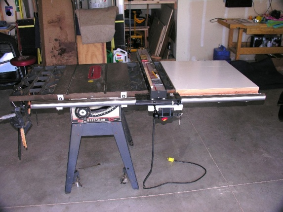 Old craftsman table saw fence woodworking talk woodworkers forum click image for larger version name tools23g views 10394 size 982 keyboard keysfo Choice Image