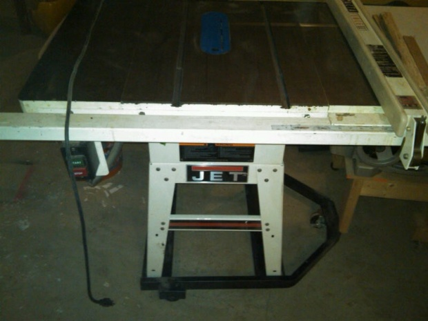 Jet Table Saw Woodworking Talk Woodworkers Forum
