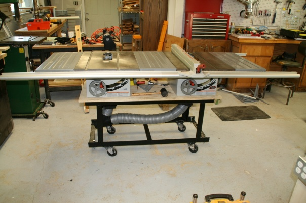 build a table saw