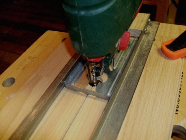 Blade Wander On Bosch Jigsaw Woodworking Talk Woodworkers Forum