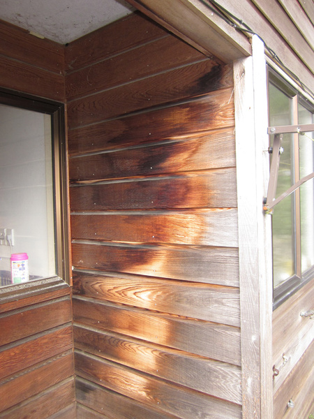 Recreating Multi Tone Weathered Cedar Woodworking Talk