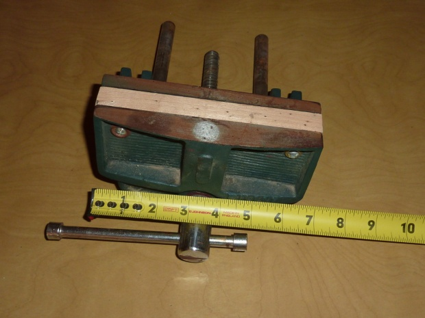 Workbench Vise Woodworking Talk Woodworkers Forum
