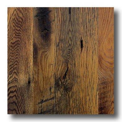 rough sawn flooring
