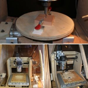 Router 1, First CNC Router