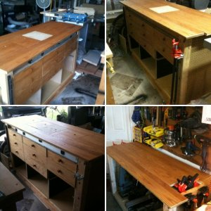 New Fangled Workbench