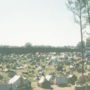 The deadline and encampment that was Andersonville. A TNT made for TV movie but is on video. This was a 9 month gig. Most shows only take about 3 mont