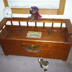 Toy Chest early in my career.
