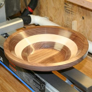 One board bowl