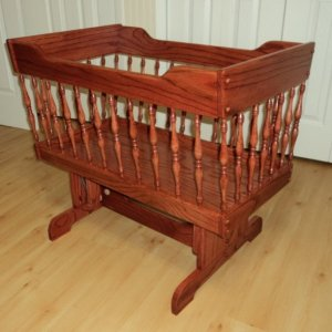 Cradle finished