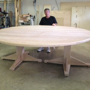 Table Dry Fitted