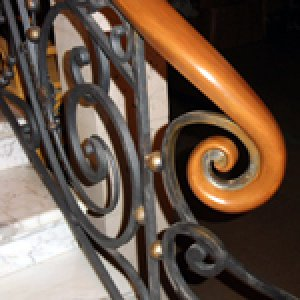 railings array (laminated veneer)