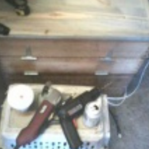 Backside hope chest