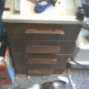 Side angle hope chest