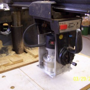 100 2146  http://www.woodworkingtalk.com/f12/radial-arm-router-build-50176/