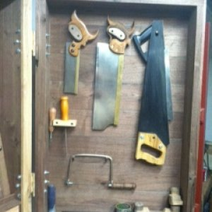 tool box saw door