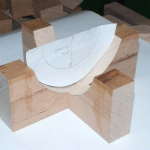 Bowl multi axis jig check clearance with paper other side 2025