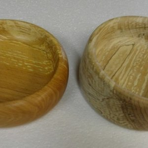 bowls spalted beech2