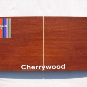 bamboo cherrywood stain
