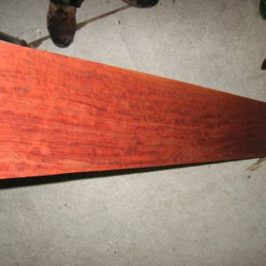 Forest Red Gum Quarter Sawn