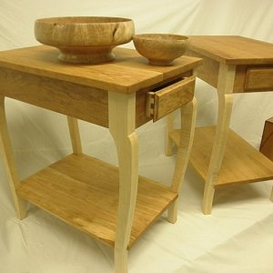 End Tables, Bowls