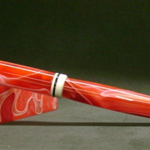 Woodcraft Euro PSI Red Lava blank