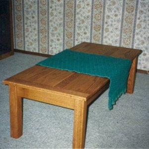 Oak CoffeeTable