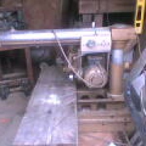 radial arm saw, older than me, by a few years, good ole craigs list 45.00,