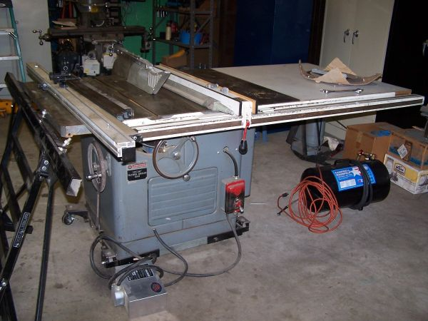 rockwell saw projects tablesaw table delta