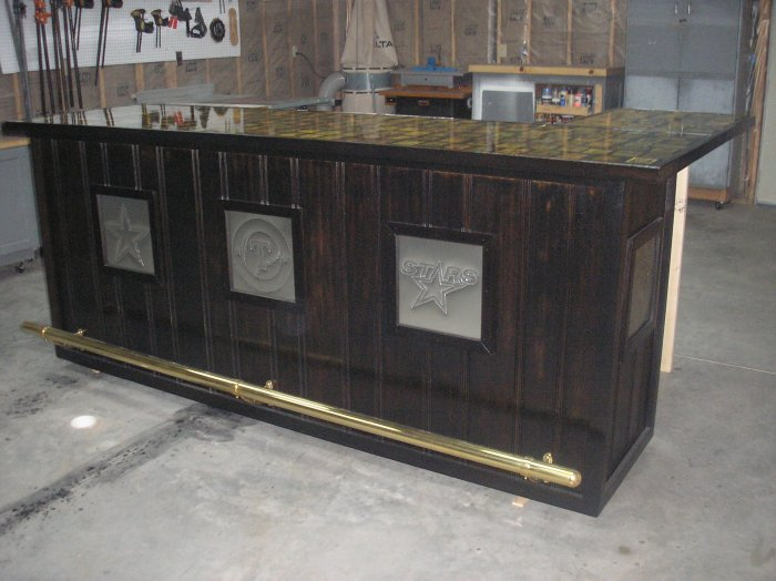Attractive ... Basement Bar Plans Diy