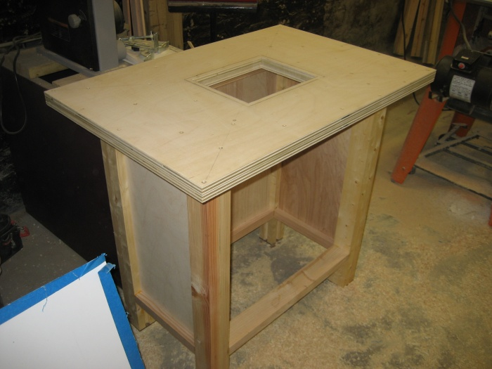 Router Table Question - Woodworking Talk - Woodworkers Forum