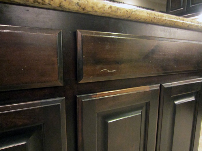 White Scratch Marks On Cabinets Woodworking Talk Woodworkers Forum
