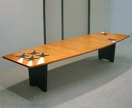 Conference Table for the Blue Angels.