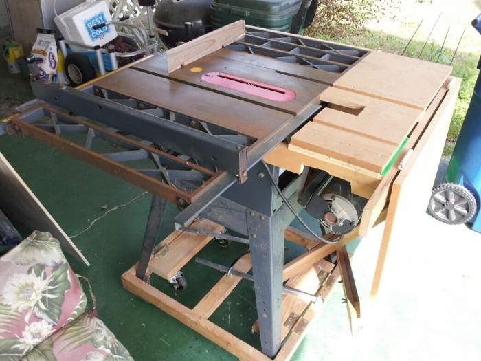 Fold Up Table Legs picture on fold down tablesaw outfeed router table build 36804 with Fold Up Table Legs, Folding Table d2264618bc9556a231de56ab3ff939a6