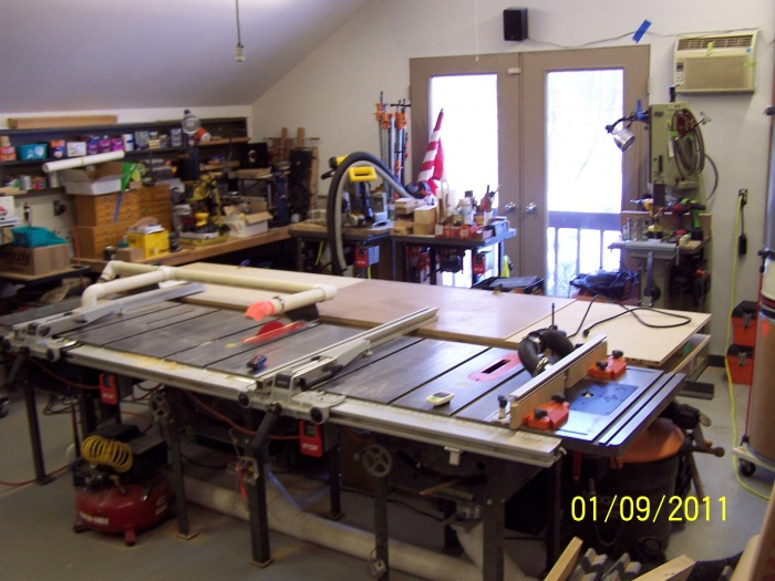 Benchtop router table vs table saw extension woodworking talk benchtop router table vs table saw extension woodworking talk woodworkers forum greentooth Choice Image