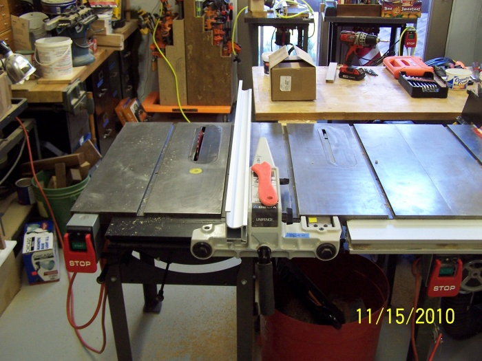 Clausing 3110 Table saw - Woodworking Talk - Woodworkers Forum