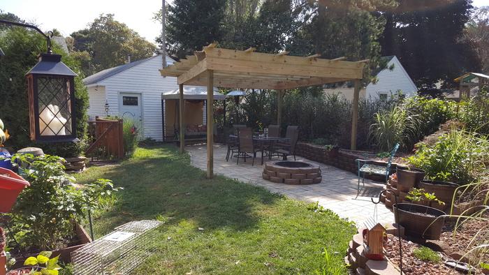 Cedar vs Fir    Pergola Advice for a 14' span? - Woodworking