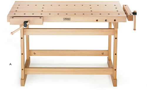 woodworking bench dog plans